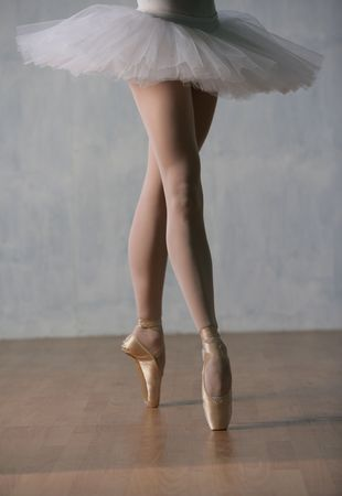 dancer legs: Ballerinas legs