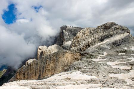 martino: Rosetta peak in the Pale of San Martino, Dolomites, Italy