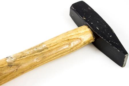 FERRETERIA: martillo aisladas sobre fondo whire