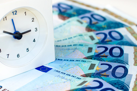 idioms: the representation of idioms: time is money