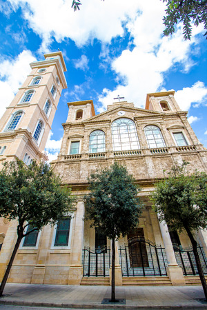 Church of Saint George Maronite in Downtown Beirut, Lebanon