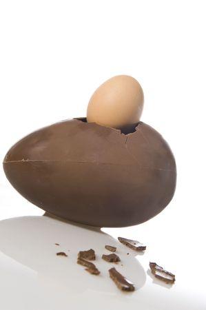 festones: huevo sorpresa
