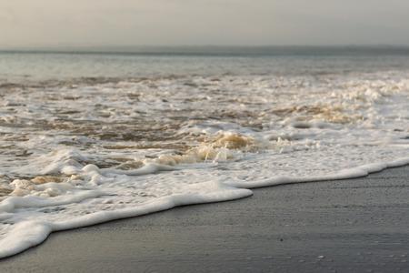 Seashore on the beaches of Costa Rica