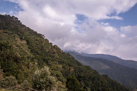Mountain views Costa rica