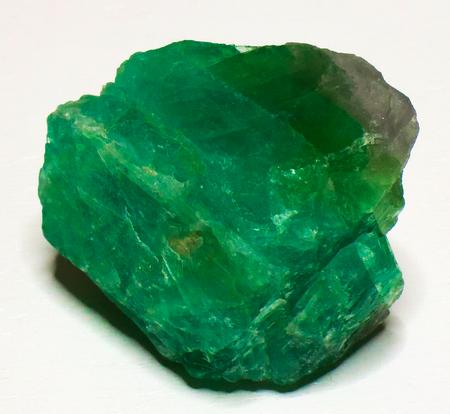 Fluorite mineral stone