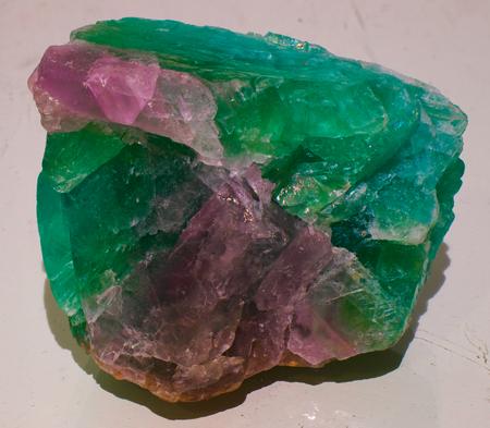 Fluorite mineral stone gem crystal