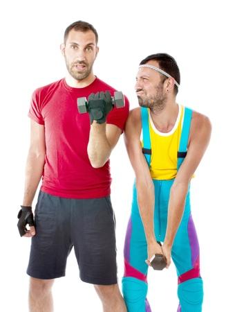 excersise: weights excersise