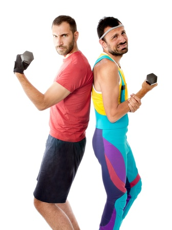 differrent style of fitness