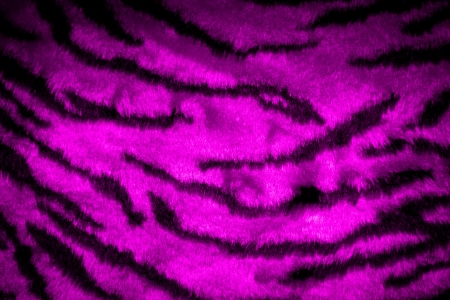 tiger leather texture background with black and pink colors photo