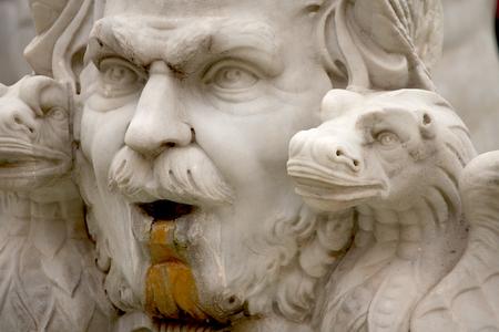navona: Piazza Navona Fountain