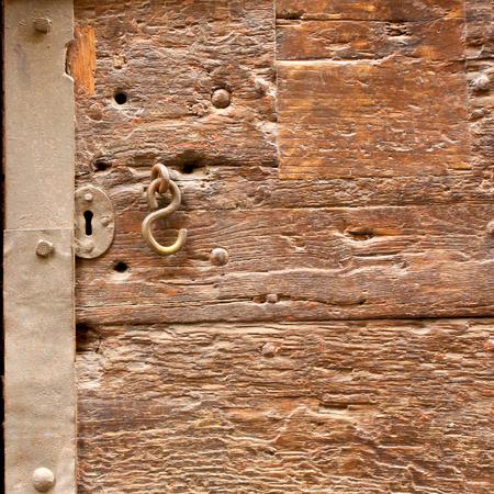 keyhole: Old Keyhole Stock Photo