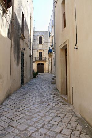 puglia: Otranto Alley Puglia, Italy