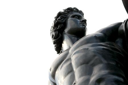 wellesley: Achilles statue in Hyde Park