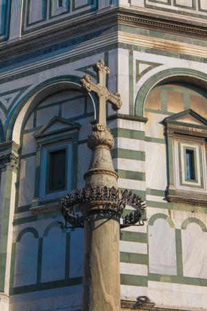 San Zanobi Column In Florence (Colonna San Zanobi)