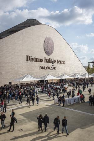 zero: Expo 2015 Milan - Zero pavilion