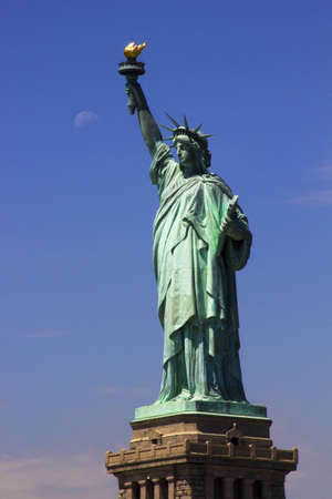 liberty statue: Statue of Liberty Editorial