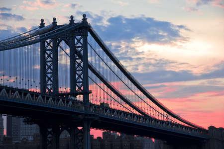 emigranti: Manhattan ponte