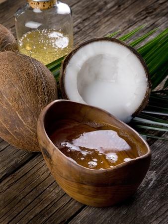 natural coconut walnut oil