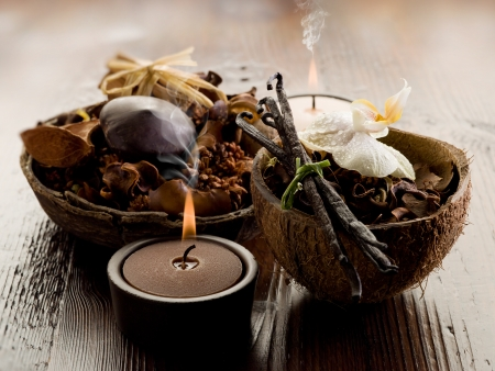 scented potpourri aromatherapy photo