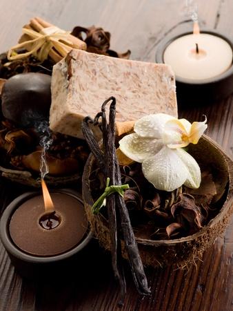 scented potpourri aromatherapy photo