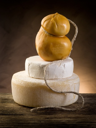 scamorza cheese: variety of cheese
