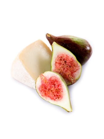 cheese and figs photo