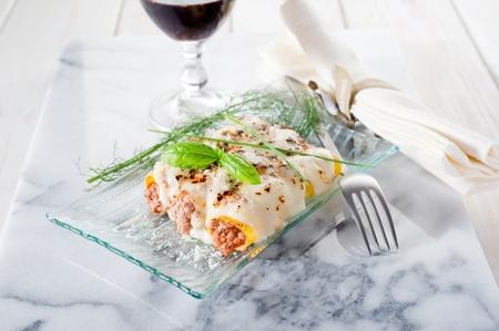 ragout: cannelloni ragout