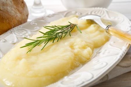 PURE: puré de patatas