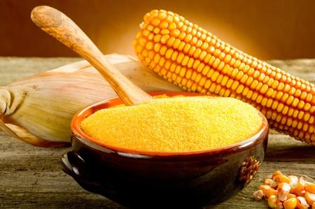 maize flour: maize  flour