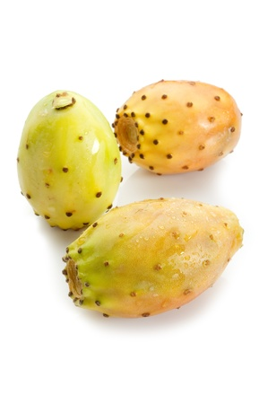 prickly pear fruit  photo