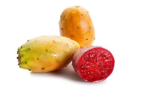 梨: ウチワ サボテンのフルーツ