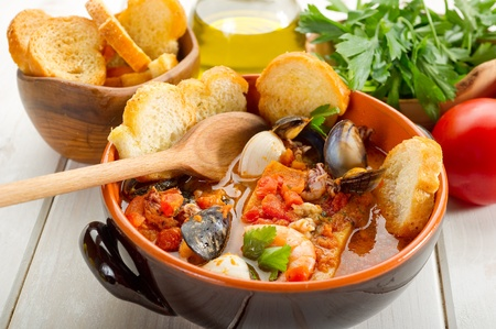 fish soup Stock Photo - 10353579
