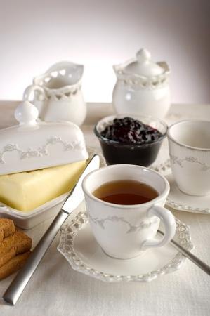 continental breakfast photo
