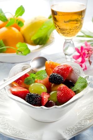 fruits salad photo