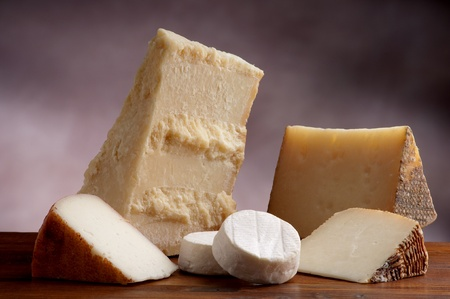 variety of cheese photo