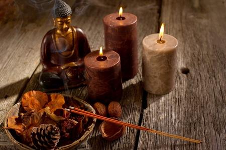 incienso: aromaterapia y el concepto de spa