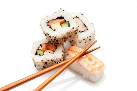 makki: variety of sushi