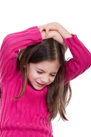 hiebe: nicht schlagen die Kinder, Kindesmissbrauch Lizenzfreie Bilder