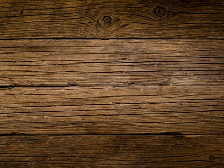 Fundo de madeira velho Banco de Imagens
