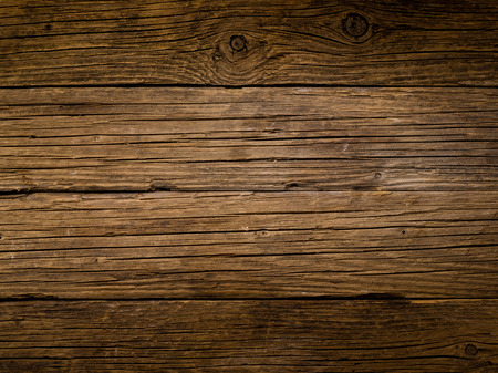 old wood background Banco de Imagens