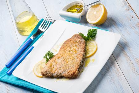 marinade: baked swordfish with marinade