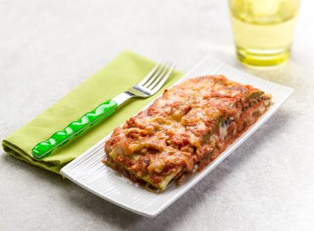 zucchinis parmesan, selective focus