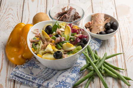 nicoise mixed salad