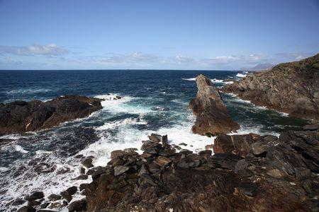 achill: Coast in Achill Island, ireland.