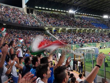 Palermo, Italia - 2013, 6 settembre - Italia vs Bulgaria - FIFA 2014 World Cup Qualifier
