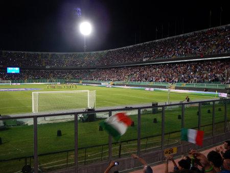 Palermo, Italia - 6 Settembre 2013 - Italia vs Bulgaria - 2014 FIFA World Cup Qualifier
