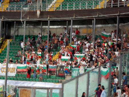 Palermo, Italia - 6 Settembre 2013 - Italia vs Bulgaria - FIFA 2014 World Cup Qualifier