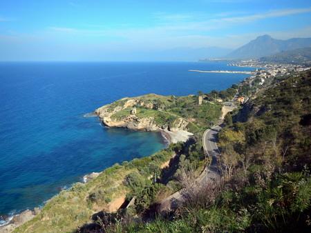 Altavilla Milicia - Panorama della costa