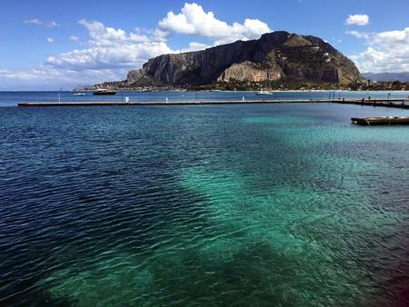 Mondello sea
