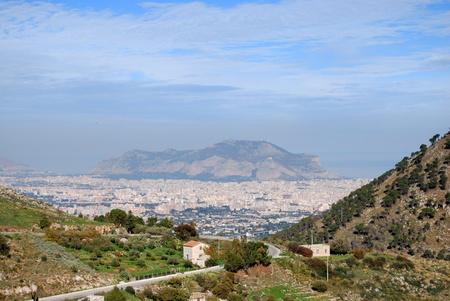 Palermo in collina